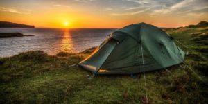 Как собрать палатку?