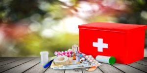 Как собрать аптечку в поход