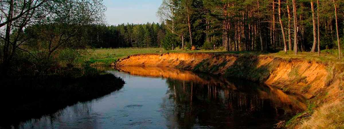 Маршруты для сплавов по рекам Беларуси