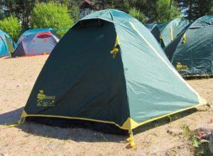 Прокат палатки Tramp Scout 2